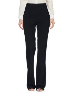Повседневные брюки E/KOLLINS. Цвет: темно-синий