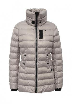 Куртка утепленная G-Star. Цвет: бежевый