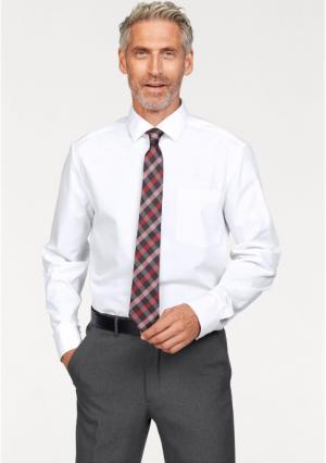 Комплект: рубашка + галстук платок STUDIO COLETTI. Цвет: белый