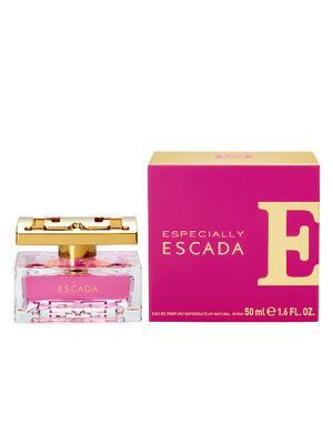 Парфюмерная вода Escada Especially, 50 мл. Цвет: розовый