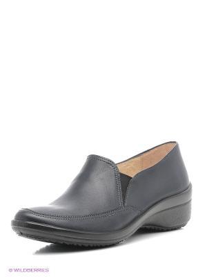 Туфли BELWEST. Цвет: темно-серый