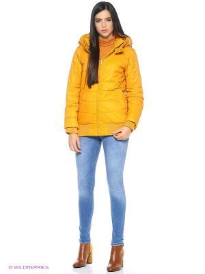 Куртка Reserved. Цвет: рыжий, светло-оранжевый