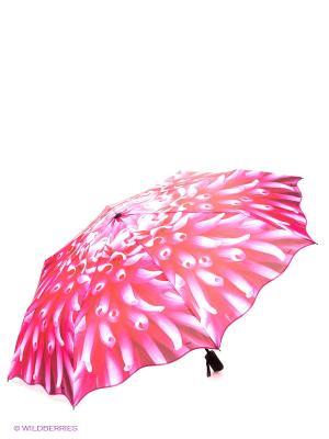 Зонт RAINDROPS. Цвет: фуксия