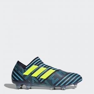 Футбольные бутсы Nemeziz 17+ 360 Agility FG  Performance adidas. Цвет: желтый
