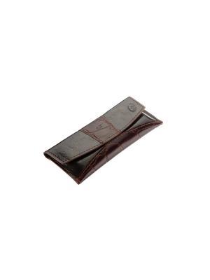 Чехол на магните комбинированный Timeless размер 1 (коричневый). Цвет: коричневый