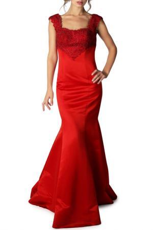 Dress Dynasty. Цвет: red
