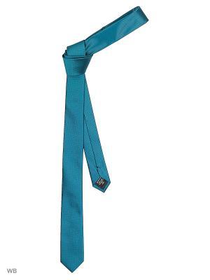 Галстук мужской MILLIONAIRE. Цвет: темно-зеленый