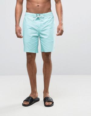 Billabong Пляжные шорты All Day. Цвет: синий