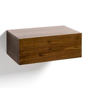Тумба-ящик из массива орехового дерева, Vesper AM.PM.. Цвет: ореховый