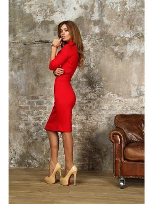 Платья Bezko. Цвет: красный