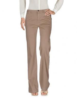 Повседневные брюки KAOS. Цвет: хаки