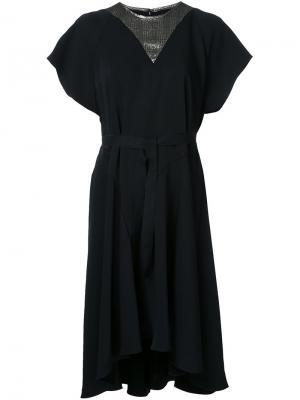 Платье Audrey Ellery. Цвет: чёрный