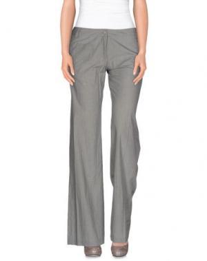 Повседневные брюки WEBER. Цвет: серый