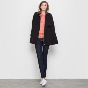 Пальто-накидка MADEMOISELLE R. Цвет: розовый