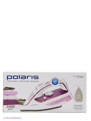 Утюг PIR2458AK, 2400Вт Polaris. Цвет: сиреневый
