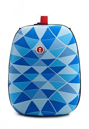 Рюкзак Zipit. Цвет: голубой