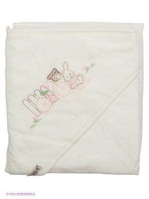 Полотенце Bebitof Baby. Цвет: розовый