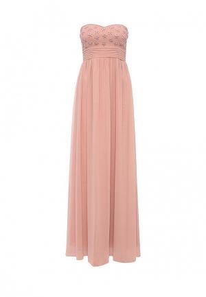 Платье Goddiva. Цвет: оранжевый