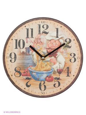 Часы настенные Михаилъ Москвинъ. Цвет: темно-бежевый