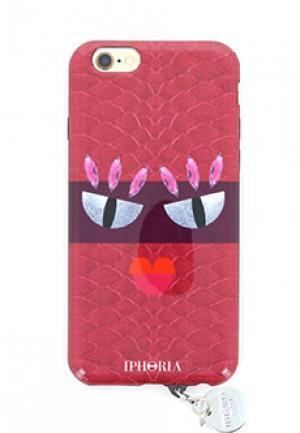 Чехол для IPhone 6 IPHORIA. Цвет: красный