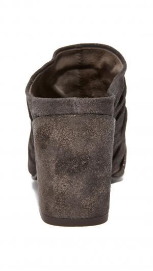 Luyo Metallic Mules Coclico Shoes