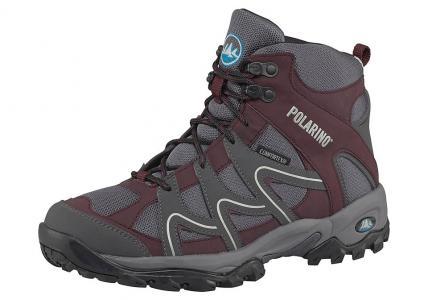 Спортивная обувь Trail High Otto. Цвет: красный