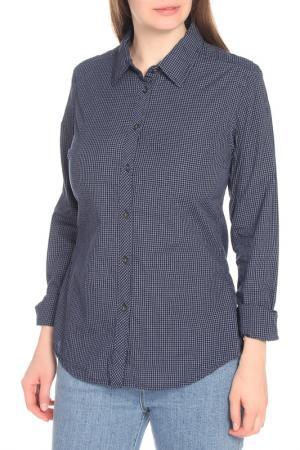 Рубашка Scotch&Soda. Цвет: dark navy, темно-синий