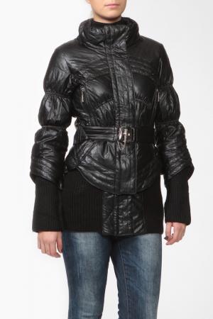 Куртка TOTEM. Цвет: черный