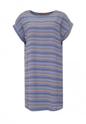 Платье ТВОЕ. Цвет: голубой