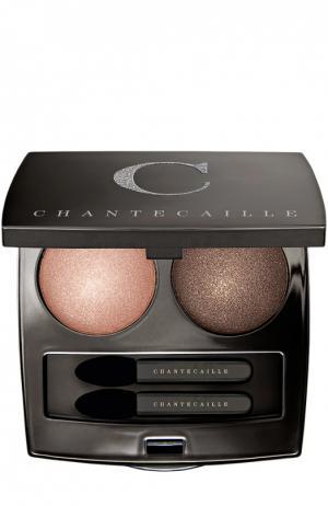 Тени для век Le Chrome Luxe Eye Duo Monte Carlo Chantecaille. Цвет: бесцветный