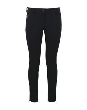 Повседневные брюки ROSSIGNOL. Цвет: черный
