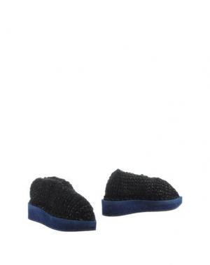 Полусапоги и высокие ботинки ARIELLE DE PINTO. Цвет: черный