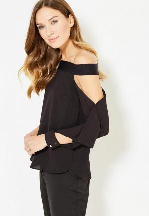 Блуза Paccio. Цвет: черный