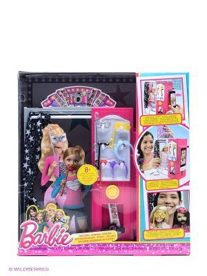 Набор Новые киоски Малибу Barbie. Цвет: розовый