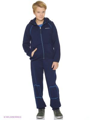 Куртка ETNA DIDRIKSONS. Цвет: темно-синий