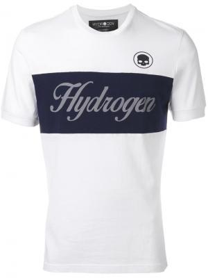 Футболка  Reflex Hydrogen. Цвет: белый