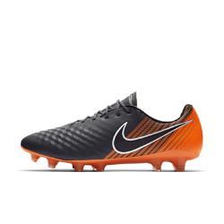 Футбольные бутсы для игры на твердом грунте  Magista Obra II Elite Nike. Цвет: серый