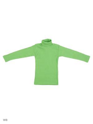 Водолазка MARIONS. Цвет: зеленый
