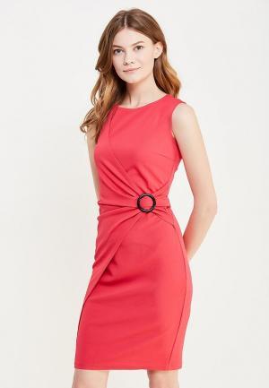Платье Miss & Missis. Цвет: коралловый