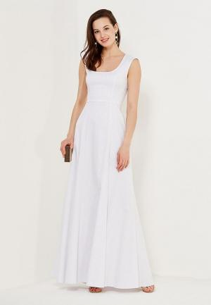 Платье Miss & Missis. Цвет: белый