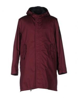 Куртка COSTUME NEMUTSO. Цвет: красно-коричневый