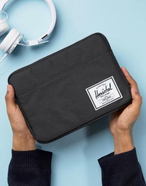 Herschel Supply Co Черный чехол для iPad Anchor. Цвет: черный