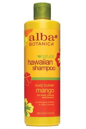 Гавайский шампунь с манго ALBA BOTANICA. Цвет: none