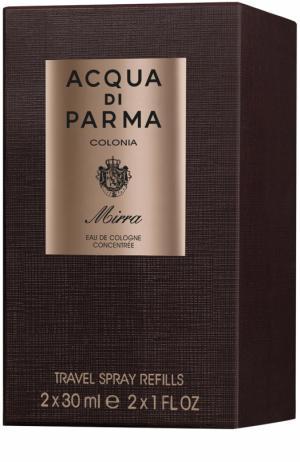 Сменный блок Colonia Mirra Acqua di Parma. Цвет: бесцветный
