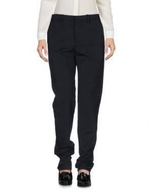 Повседневные брюки KOSTAS MURKUDIS. Цвет: черный