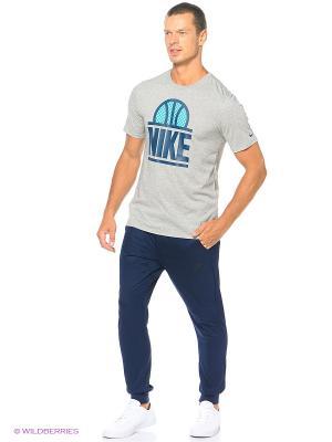Брюки M NSW JGGR WVN V442 Nike. Цвет: синий