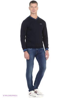 Пуловер Dasmann. Цвет: темно-синий