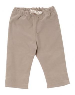 Повседневные брюки NANÁN. Цвет: голубиный серый
