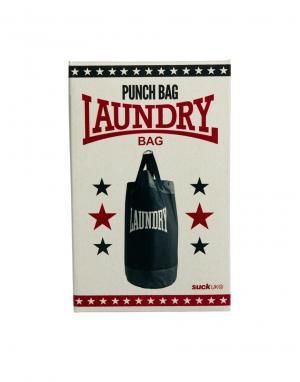 Мешок для белья Punch Bag Подарки. Цвет: черный