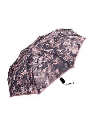 Зонт Stilla s.r.l.. Цвет: розовый, серый